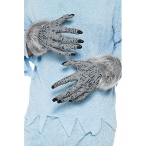 Varulvshandskar grå