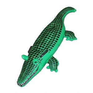 Krokodil uppblåsbar