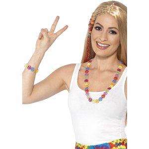 Hippiehalsband &amp  armband