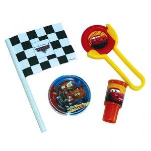 Disney bilar - leksaker till presentpåse - 24 st
