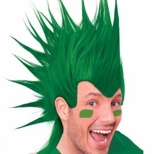 Tuppkamsperuk - grön