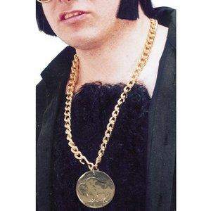 70-tals medaljong