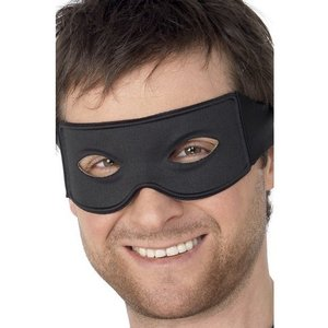 Ögonmask bandit