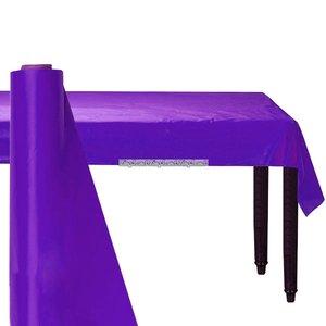 Lila bordsduk på rulle - 30m