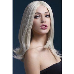 Sophia peruk, kort uppklippt - blond
