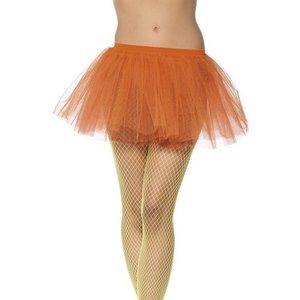 Balettkjol underkjol neonorange