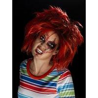 Sminkkit med gnuggistatuering - Chucky