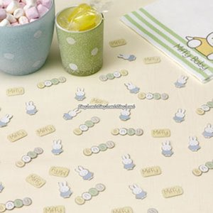 Baby Miffy bordskonfetti 14g