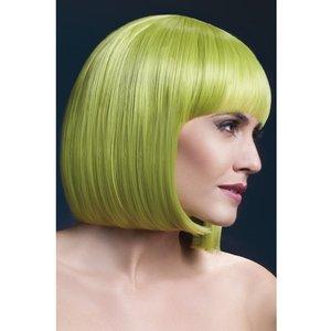 Elise peruk grön
