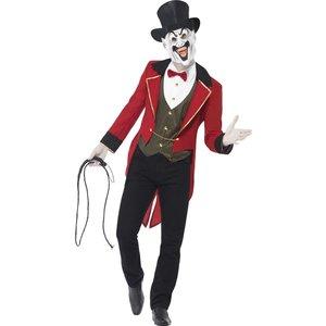 Sinister Ringmaster maskeraddräkt