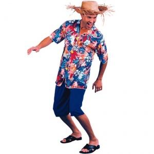 Hawaiian maskeraddräkt
