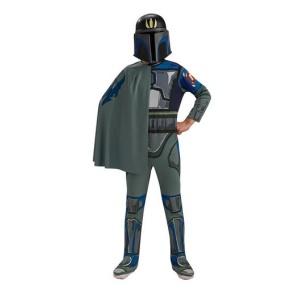 Star Wars Pre Vizsla maskeraddräkt för barn