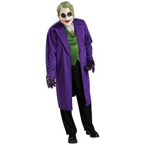 Klassisk joker maskeraddräkt
