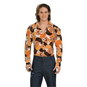 Groovy skjorta orange