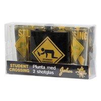 Pluntset - Student crossing