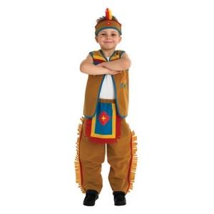 Indianbarn maskeraddräkt