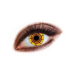 Färgade kontaktlinser - Virus
