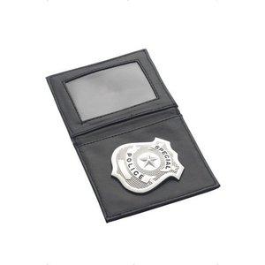 Polisbricka i plånbok